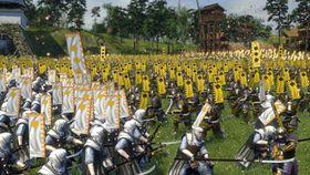 Henter inspirasjon fra Total War-serien. Bildet er fra Total War: Shogun 2.