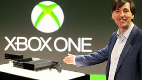 Don Mattrick med Xbox One.