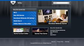 WiiU.com (Faksimile av WiiU.com)