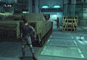 Metal Gear Solid frå1998.