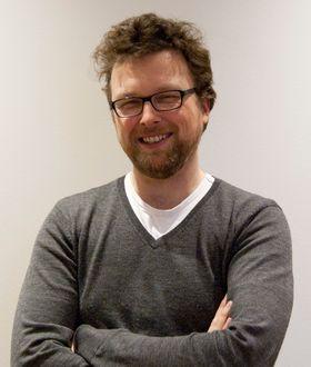 Ragnar Tørnquist (Foto: Audun Rodem, Gamer.no).