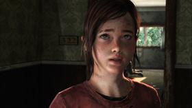 Ellie kunne ha havnet lenger bak på omslaget.