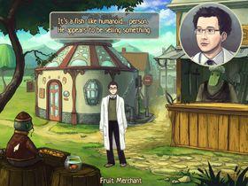 Patchwork er et lekkert pek-og-klikk-spill.