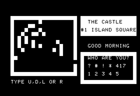Slik så dataspill ut i 1980.