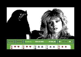Før Samantha Fox ble kjent for 4-stjerners Middag på TV Norge spilte hun altså i C64-spill.