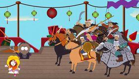 Se opp for innvaderende mongolere.