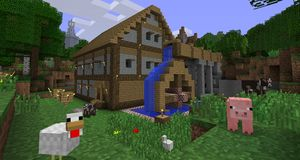Anmeldelse: Minecraft: Xbox 360 Edition