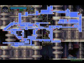 Spillet brukte samme kartløsning som Super Metroid. (Bilde: Mobygames.com)