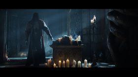 En mørk skygge hviler over Gabriel Belmont.