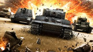 World of Tanks har 45 millioner spillere