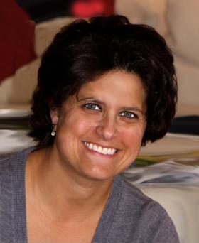 Julie Uhrman er grunnleggeren av Ouya, og har tidligere hatt ledende stillinger hos Gamefly, IGN, og Vivendi Universal. Foto: www.ouya.tv