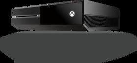 På Xbox One matar du disken rett inn i maskina.