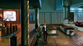 Handlingen utspiller seg i kun denne leiligheten, men det gir spillet en følelse av målrettethet.