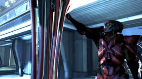 Mass Effect 3-figuren Javik ble låst til førstegangskjøpere. Kjøpte man spillet brukt måtte man punge ut.