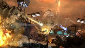 Red Faction havnet også hos Nordic Games.