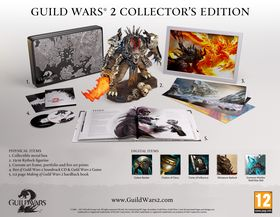 Guild Wars 2: Collector's Edition.