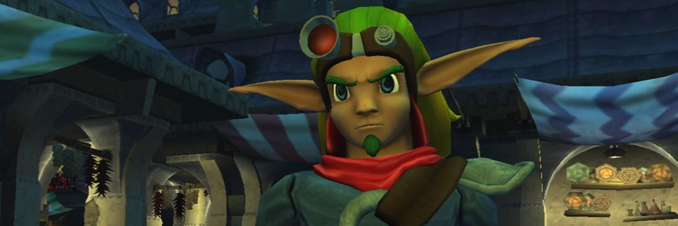 ANMELDELSE: Jak and Daxter HD Collection