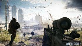 Battlefield 4 kommer til stort sett alt som kan krype og gå.