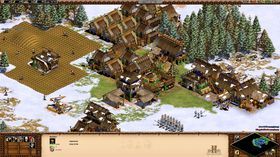 Det tar ikke lang tid før din første landsby har vokst betraktelig.
