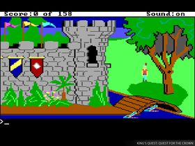 King's Quest.
