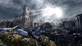 Ruinene av Moskva er livsfarlige, men fortsatt ganske innbydende.