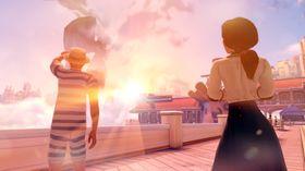Nå er det ikke lenge igjen til vi får oppleve BioShock Infinites skyby.