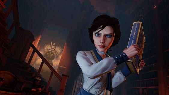 Ville du være med på utviklingen av BioShock Infinite måtte du ha arbeidet på et spill med en metascore på minst 85.