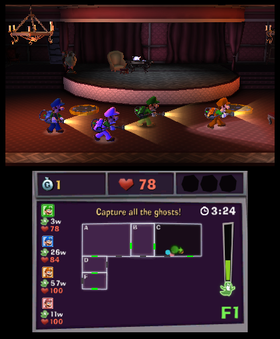 Fire Luigi er bedre enn én.