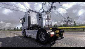 Ny oppdatering for Euro Truck Simulator 2.