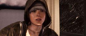 I Beyond: Two Souls møter vi Ellen Page som Jody Holmes.