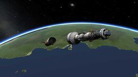 Kerbal Space Program.