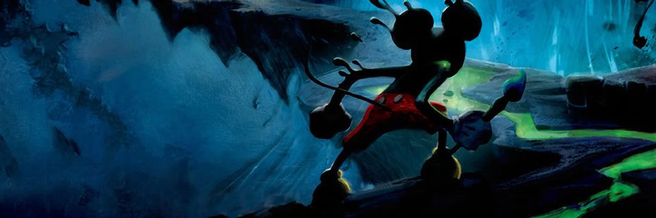 ANMELDELSE: Epic Mickey