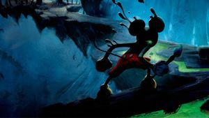Kroken på døra for Epic Mickey-studioet