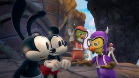 – Disney-filmene har fantastiske sanger.
