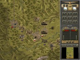 Slitherine-spillet Panzer Corps.
