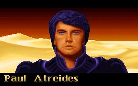 Du spiller Paul Atreides.