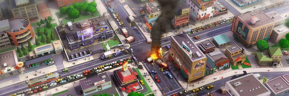 INTERVJU: – SimCity skal bli den ultimate sandkassen