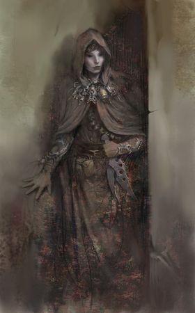 Konseptbilete frå Torment: Tides of Numenera.