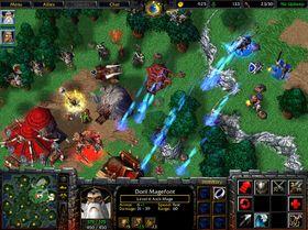 Warcraft-filmen skal ikke gjenfortelle noen av spillhistoriene. Bildet er fra Warcraft III: Reign of Chaos.