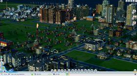SimCity.