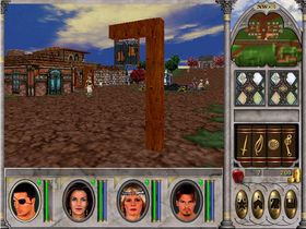 Might and Magic VI: The Mandate of Heaven er etter min mening det beste spillet i serien.
