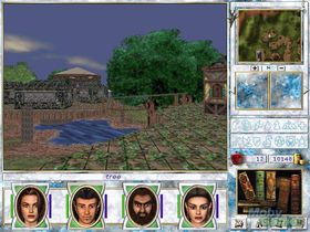 I Might and Magic VII: For Blood and Honor er alver og dverger tilbake blant spillbare raser. Bilde: mobygames.com