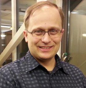 Tim Morten, utviklingsdirektør i Victory Games.
