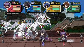 Phantom Breaker: Battle Grounds.