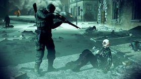 Sniper Elite: Nazi Zombie Army.