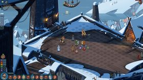 The Banner Saga: Factions.
