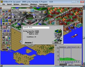 Arco-ene kom sent i spillet og var nærmest egne byer i byen.