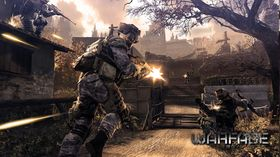 Warface er Cryteks forsøk på å penetrere det asiatiske markedet.
