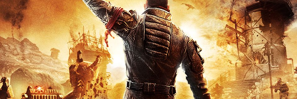 ANMELDELSE: Red Faction: Guerrilla