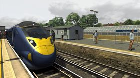 London Faversham High Speed.